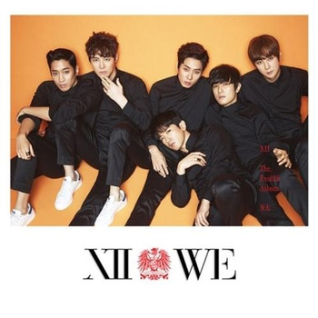 Shinhwa - 12th Album / WE (thanks Edition)
