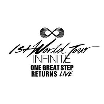 INFINITE- ONE GREAT STEP RETURNS LIVE ALBUM (2CD)