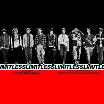 NCT 127 - 2nd Mini / NCT#127 LIMITLESS