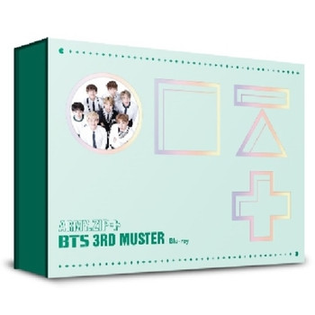 BTS - 4th MUSTER [Happy Ever After] Blu-ray - interAsia