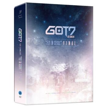 GOT7 (GOT7) - GOT7 1ST CONCERT FLY IN SEOUL FINAL DVD