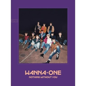 WANNA ONE - To  Be One Prequel Repackage [1-1=0 (Nothing without you)] (A:WANNA/B:ONE Ver.)