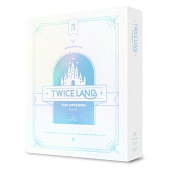 TWICE - [TWICELAND] THE OPENING CONCERT Blu-Ray