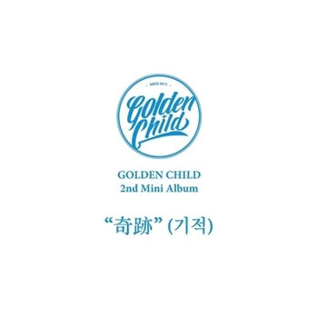 GOLDEN CHILD - 2nd Mini [Miracle]
