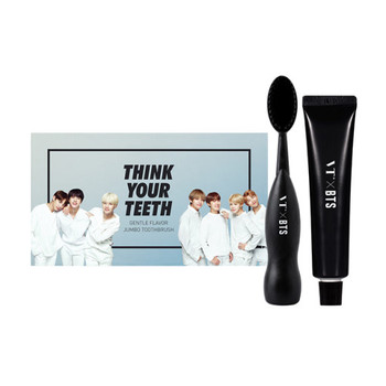 VT X BTS Think your teeth Jumbo Kit + Photo Card(7ea)