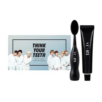 VT X BTS Think your teeth Jumbo Kit + Photo Card(7ea)