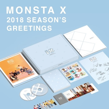 MONSTA X 2018 SEASON'S GREETINGS