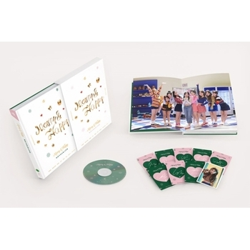 TWICE  - MERRY & HAPPY MONOGRAPH (Limited)