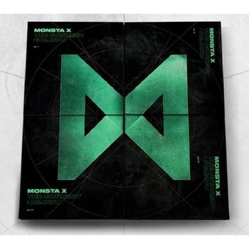 MONSTA X - [THE CONNECT : DEJAVU] + Poster (Random version)