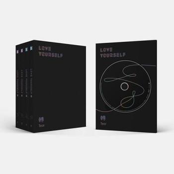 BTS - LOVE YOURSELF [Tear]