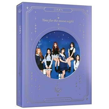 GFRIEND - 6th Mini [TIME FOR THE MOON NIGHT] -TIME VER.