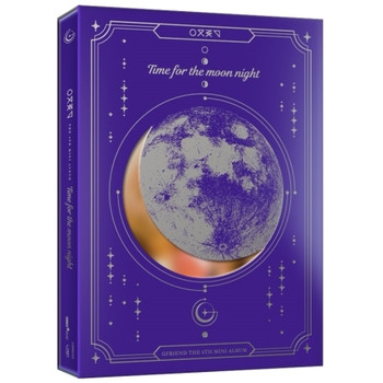 GFRIEND - 6th Mini [TIME FOR THE MOON NIGHT] -NIGHT VER.