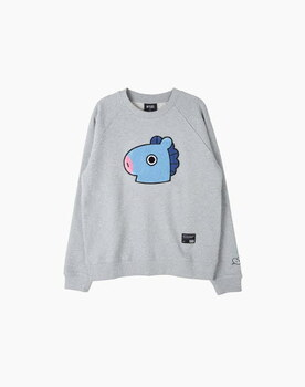 BT21 MANG Basic Graphic  Sweatshirts