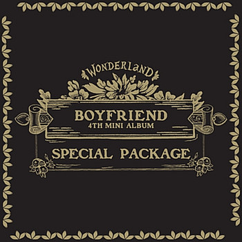 BOYFRIEND - 4th Mini [WONDERLAND] Special Package