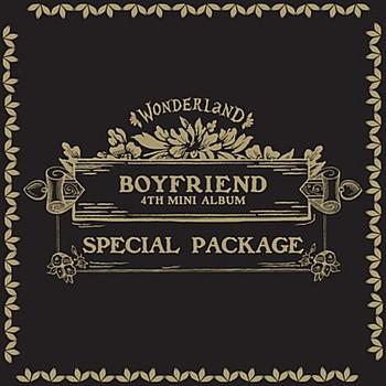 BOYFRIEND - 4th Mini [WONDERLAND] Special Package