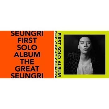 SEUNGRI - FIRST SOLO ALBUM [THE GREAT SEUNGRI] MELON VER
