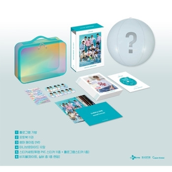 WANNA ONE  - [X SUMMER PACKAGE]