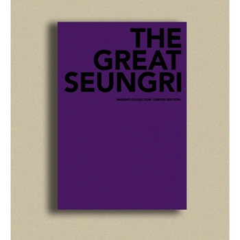 SEUNGRI - FIRST SOLO ALBUM  [THE GREAT SEUNGRI]  MAKING COLLECTION -LIMITED EDITION-