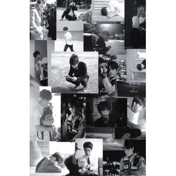 KIM JAE JOONG - DRAMA [MANHOLE] MAKING DVD (8 DISC)