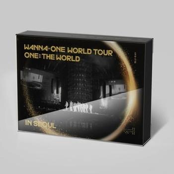 WANNA ONE - WORLD TOUR  ONE: THE WORLD IN SEOUL (BLU-RAY)