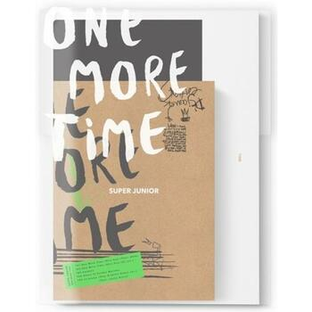 SUPER JUNIOR - Special Mini [One More Time] (Normal Edition)
