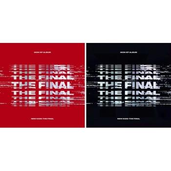 iKON - EP ALBUM [NEW KIDS : THE FINAL] (Random version)