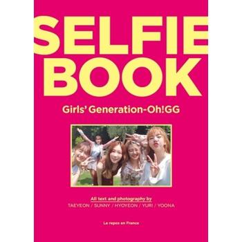 SNSD - SELFIE BOOK : Girl's Generation-Oh!GG