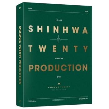 SHINHWA - 20th Anniversary  PRODUCTION DVD