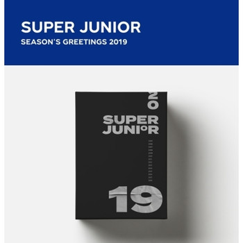 SUPER JUNIOR - 2019 SEASON'S GREETINGS