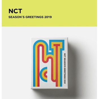 NCT  - 2019 SEASON'S GREETINGS