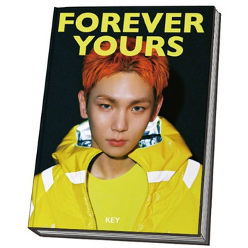 (SHINee) KEY - [Forever Yours] MUSIC VIDEO STORY BOOK