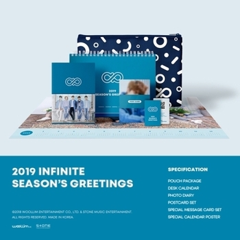 INFINITE - 2019 INFINITE SEASON GREETINGS