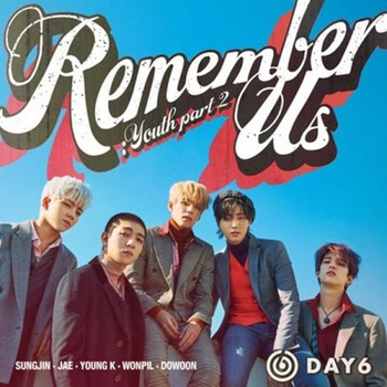 DAY6 - [Remember Us : Youth Part 2] Random ver.
