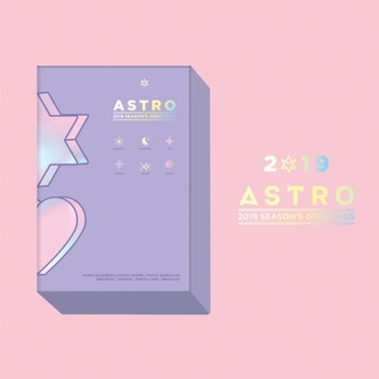 ASTRO - 2019 SEASON'S GREETINGS [SUNNY DAY Ver.]