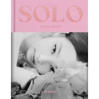 (4/13 RESTOCK)JENNIE [SOLO] PHOTOBOOK -SPECIAL EDITION