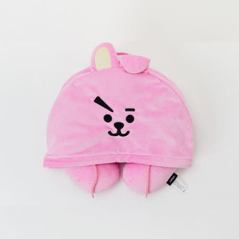 [BT21] COOKY HOODIE NECK CUSHION _ PK