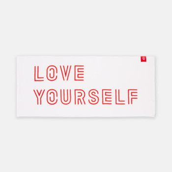 BTS World Tour [LOVE YOURSELF] Official MD - TOWEL