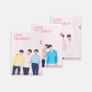BTS World Tour [LOVE YOURSELF] Official MD - LENTICULAR L-HOLDER SET