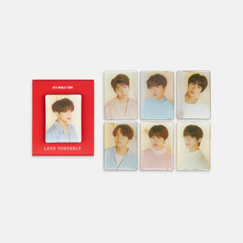 BTS World Tour [LOVE YOURSELF] Official MD - MAGNET