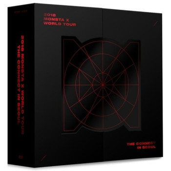MONSTA X - [2018 MONSTA X WORLD TOUR THE CONNECT  IN SEOUL] DVD