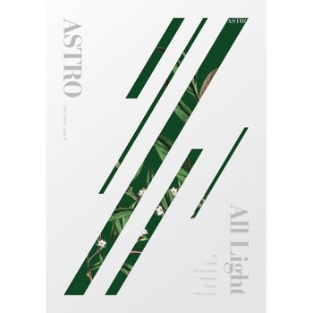 ASTRO -  1st Album [All Light] (White ver.)