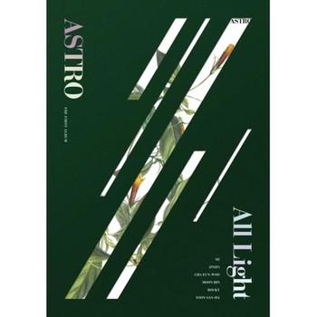 ASTRO -  1st Album [All Light] (Green ver.)