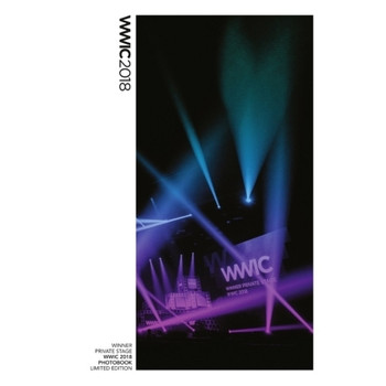 WINNER - PRIVATE STAGE WWIC 2018 PHOTOBOOK (Limited Edition)