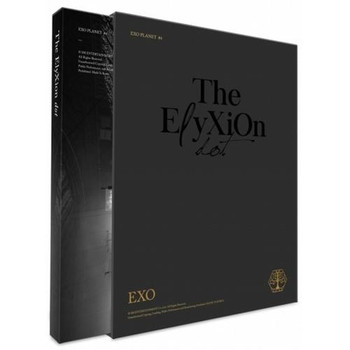 EXO -  EXO PLANET #4 -The ElXiOn [dot] Concert Photo book & Live-album