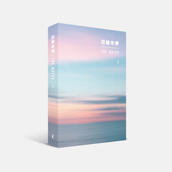 BTS - HYYH [THE NOTES 1] (Korean Ver.)