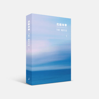 BTS - HYYH [THE NOTES 1] (Japanese Ver.)