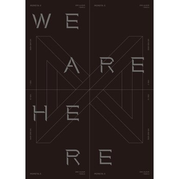 MONSTA X - Vol.2 TAKE.2 [WE ARE HERE] (Random version)