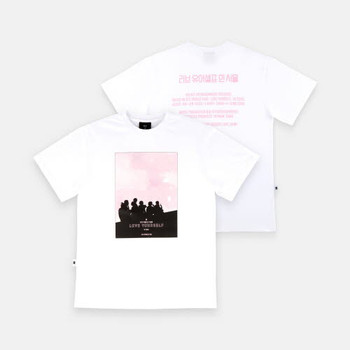 BTS - [Love Yourself In Seoul]   T-SHIRT (WHITE_SL)