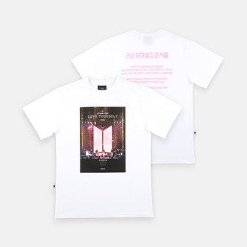 BTS - [Love Yourself In Seoul]   T-SHIRT (WHITE_PT)