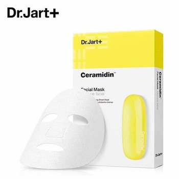Dr. Jart+ Ceramidin Facial Mask Set (22g x 5pcs)